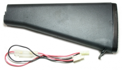 M15 Stock w/ Wiring - Black