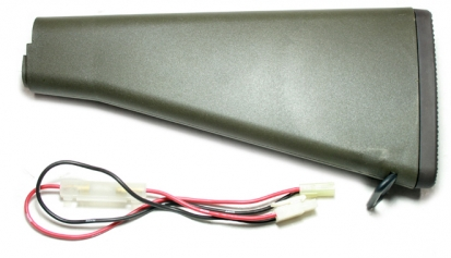 M15 Stock w/ Wiring  -  OD Green