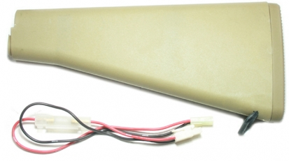 M15 Stock w/ Wiring - Desert Color
