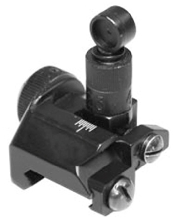 Flip-Up Rear Sight