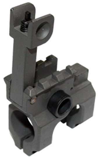 Flip-Up Front Sight w/ Rail