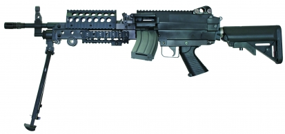 MK46 S.P.W. (Special Purpose Weapon)