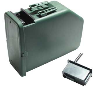 Box Magazine For CA249 Series (2400Rd) - Full Automatic