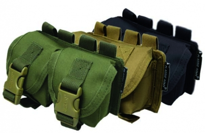Frag Grenade Double Pouch