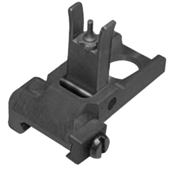 Flip-Up Front Sight