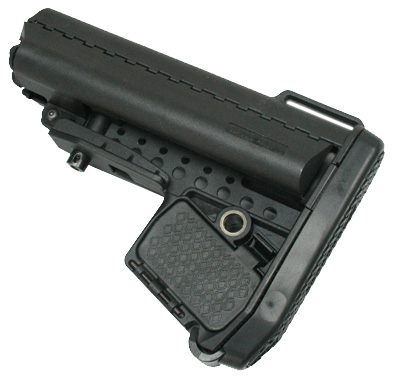 Enhanced Carbine Modstock for Li-po battery (Black)