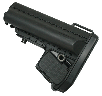 Enhanced Carbine Modstock for SC battery - Black