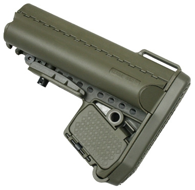 Enhanced Carbine Modstock for SC battery (OD Green)
