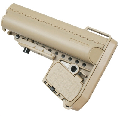 Enhanced Carbine Modstock for SC battery (Tan)