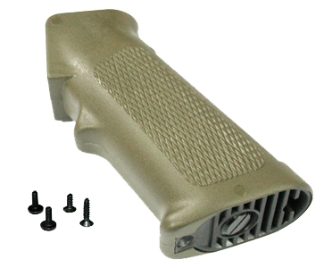M15 Hand Grip With Low Noise Grip End(OD Green)