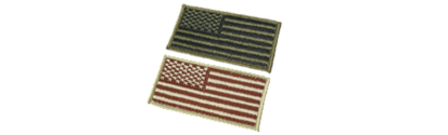 Americal Flag Patch
