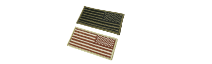 America Flag Patch