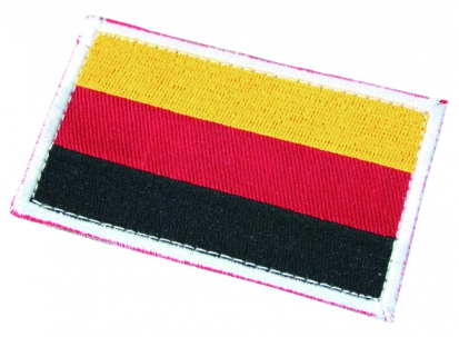 German Flag Patch