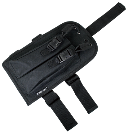 P90 Thigh Magazine Speed Pouch (Black)