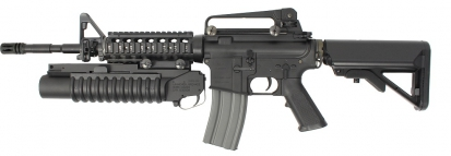 M4A1 RIS Carbine Special (with A102M & A572M BB Shower)