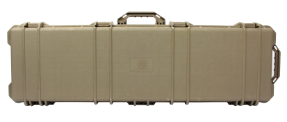 Hard Wheeled Gun Case 42 inch (Tan)