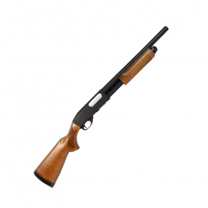 M870 Police Version Wood